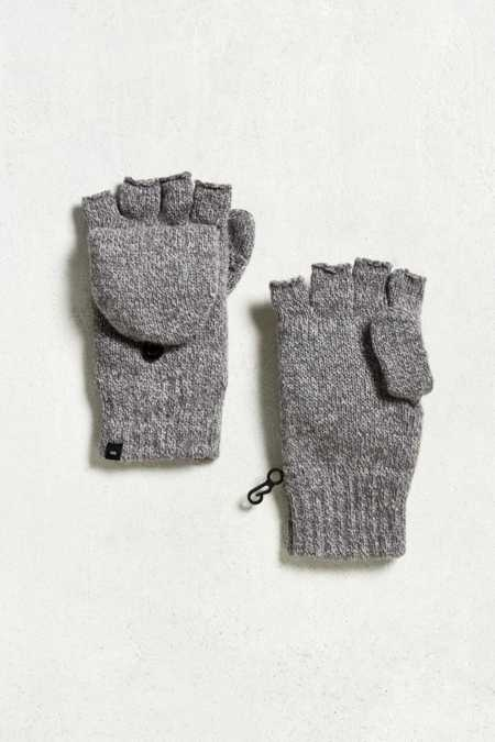 UO Fleece-Lined Convertible Knit Glove