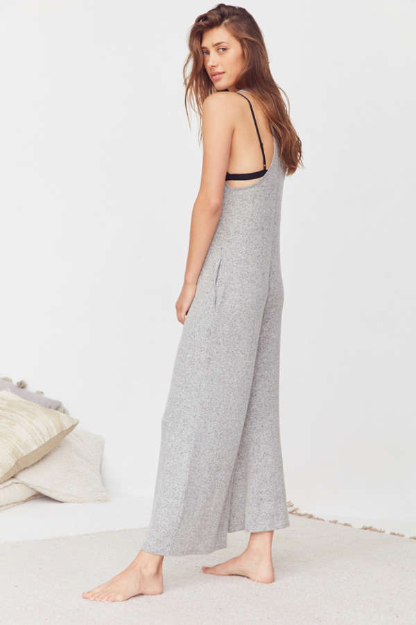 Out From Under Cozy Culotte Jumpsuit