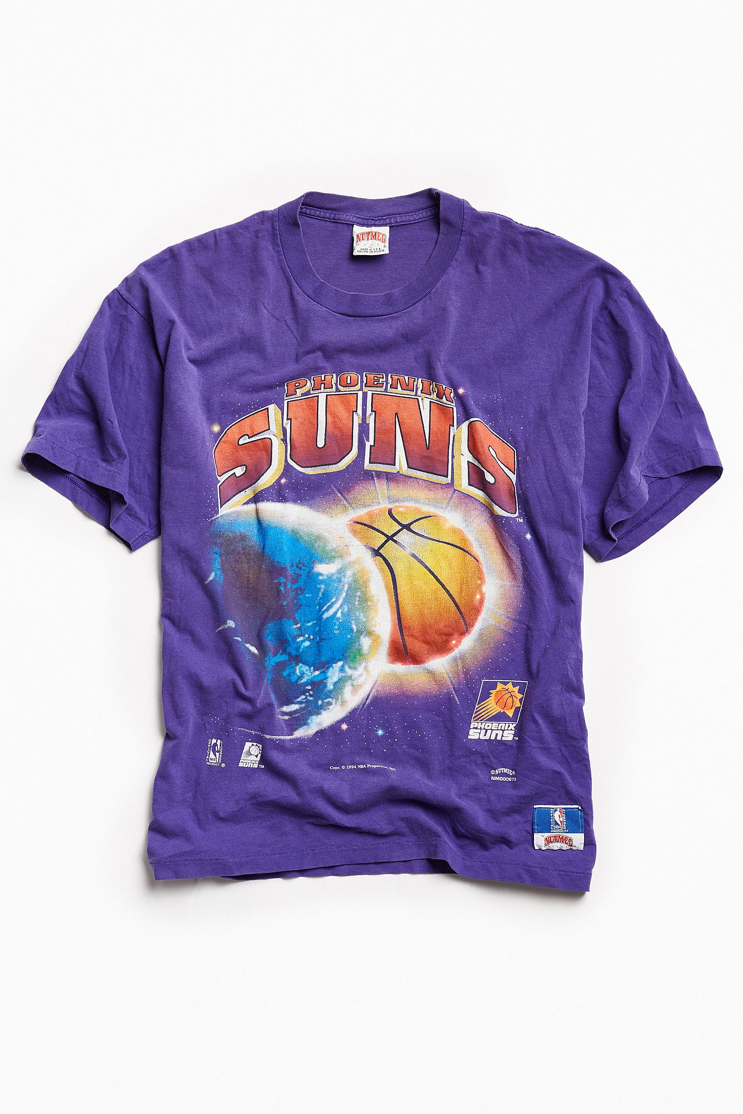Vintage NBA Phoenix Suns Tee. Tap image to zoom. Hover to zoom. Double Tap  to Zoom ec767c922