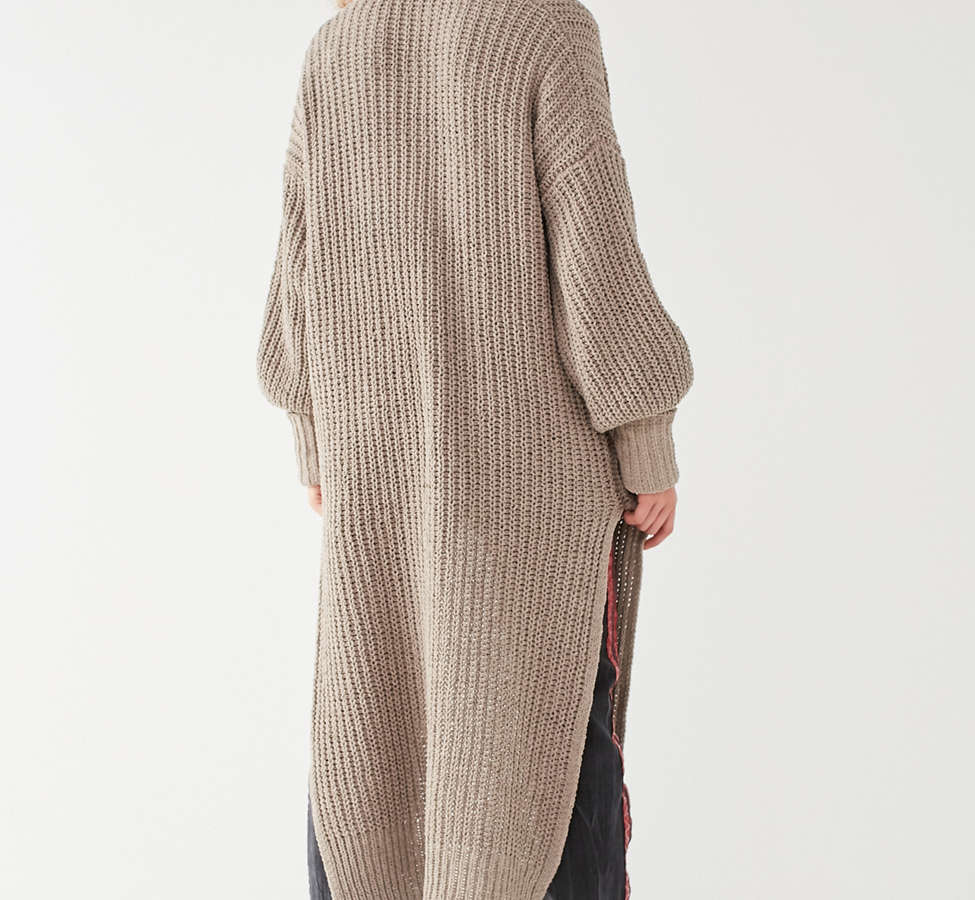 Slide View: 2: UO Paige Maxi Cardigan