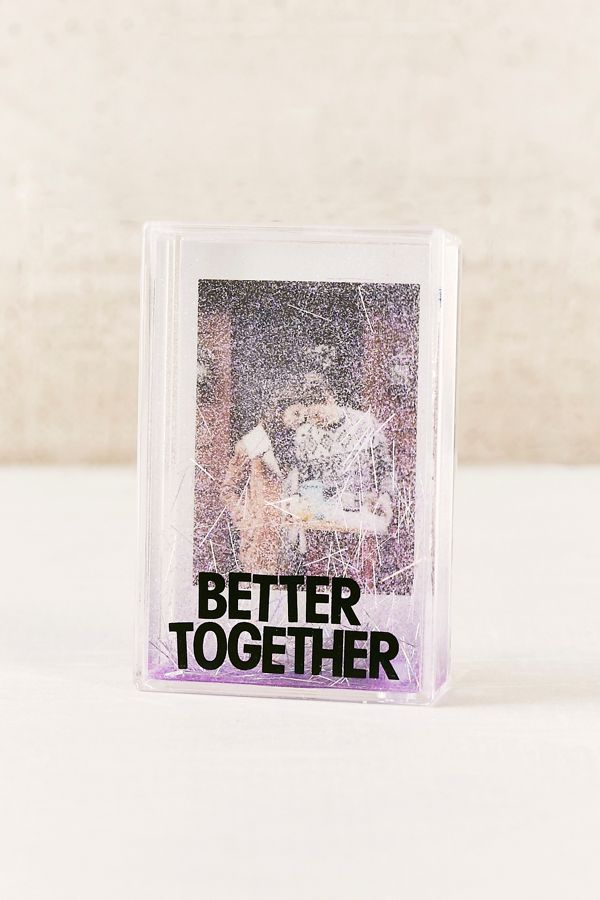 slide view 1 mini instax better together glitter picture frame - Mini Picture Frame