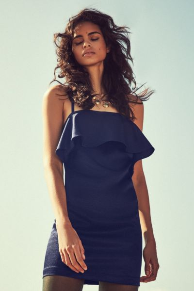 Brandit sweat hooded maxi dress