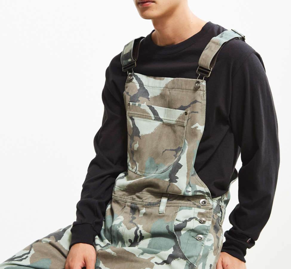 Slide View: 1: UO Brit Camo Overall