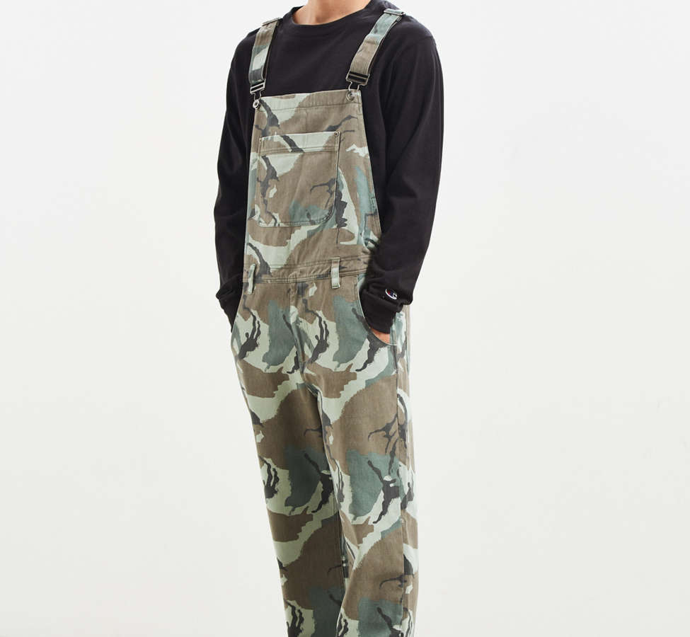 Slide View: 2: UO Brit Camo Overall