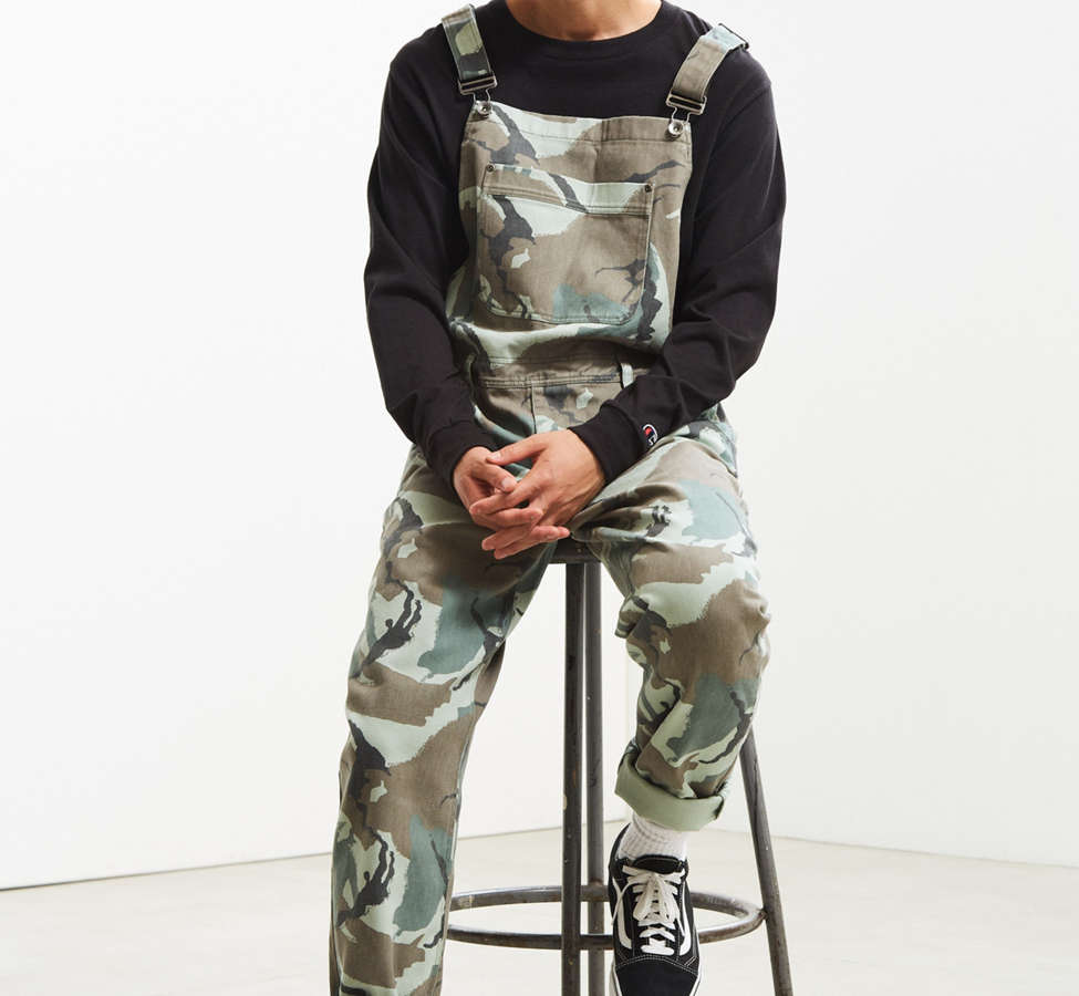 Slide View: 6: UO Brit Camo Overall