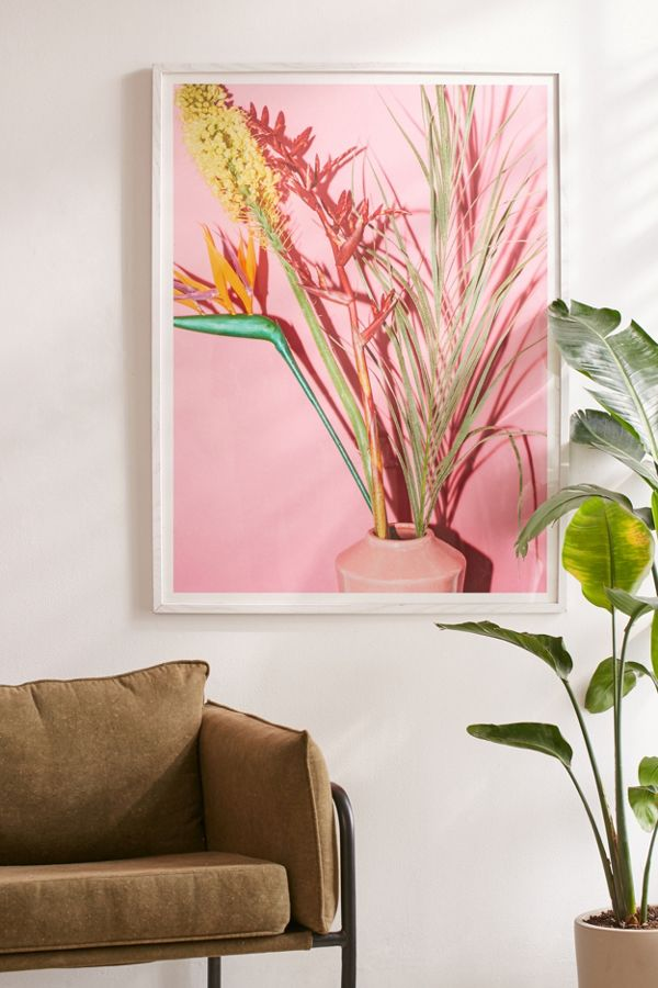 Kimberley Dhollander Tropical Plants Art Print | Urban Outfitters