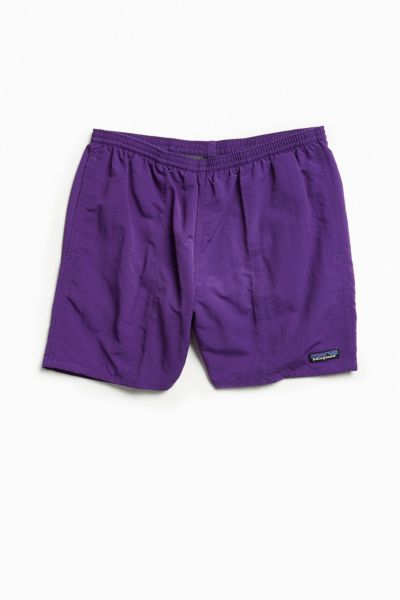 Patagonia Baggy Short - Purple S at Urban Outfitters