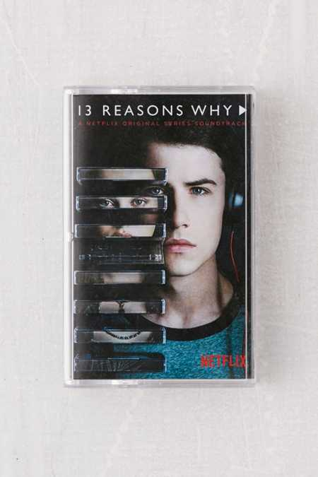 Various Artists - 13 Reasons Why Soundtrack Cassette