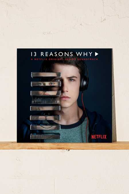 Various Artists - 13 Reasons Why Original Score 2XLP