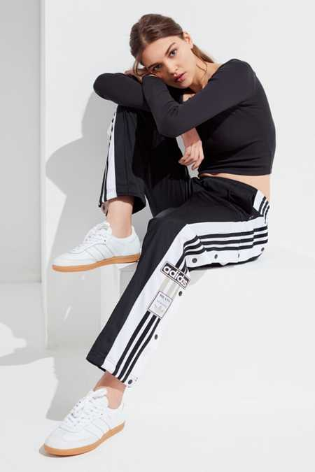 adidas Originals Oversized Tear-Away Track Pant