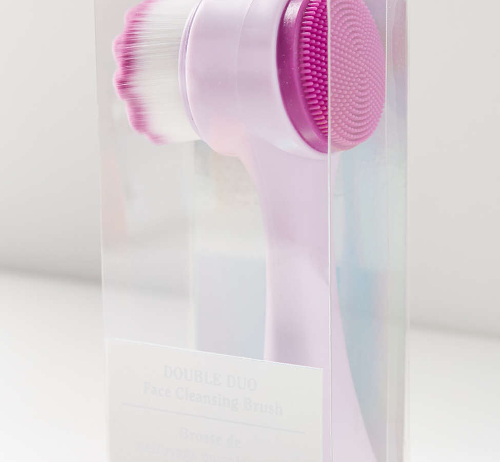Slide View: 4: Double Duo Cleansing Brush