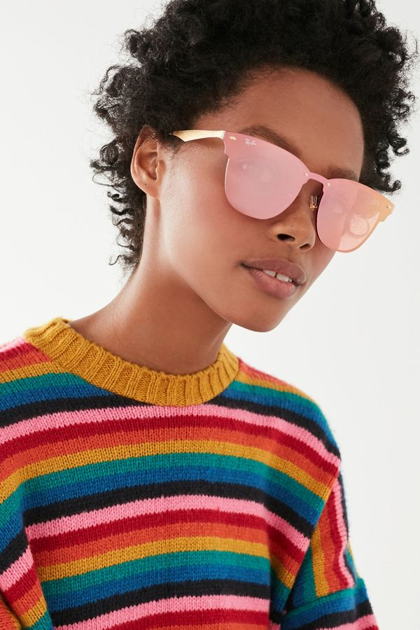 61a7bb4fc583 ... discount code for your urban outfitters gallery. ray ban blaze  clubmaster sunglasses c1dd4 29148