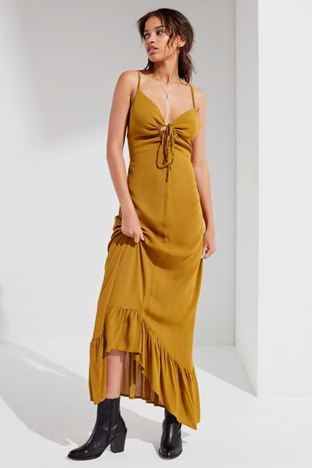 Cleobella Kapri Halter Maxi Dress