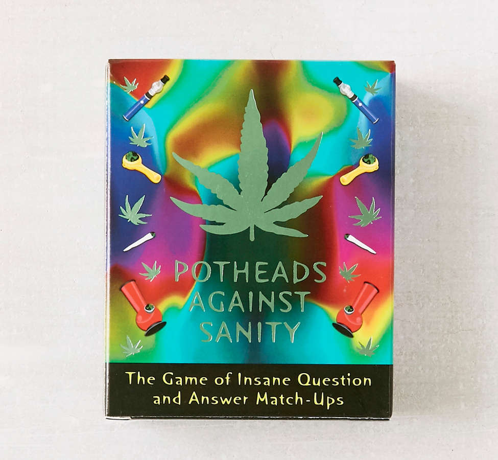 Slide View: 2: Potheads Against Sanity Game