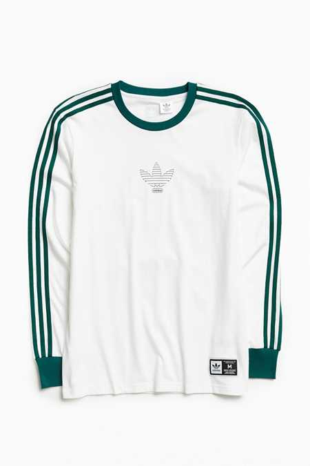 adidas Skateboarding Club Long Sleeve Tee