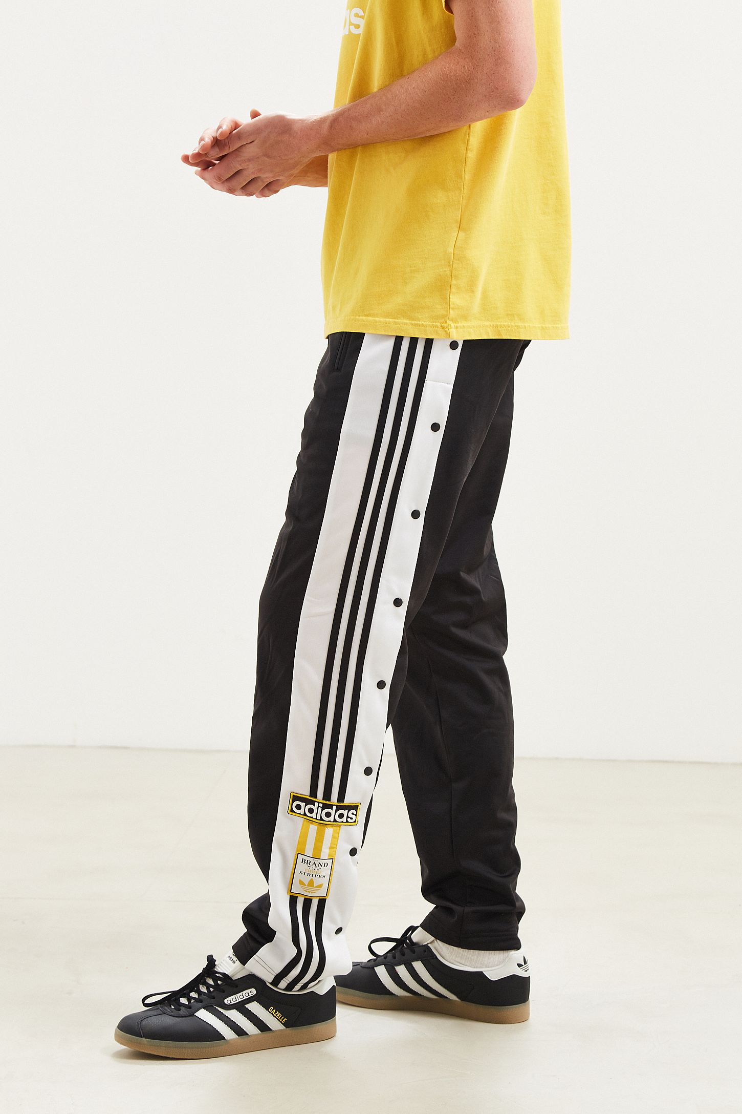 26d75353fbba adidas Originals Adibreak Snap Track Pant