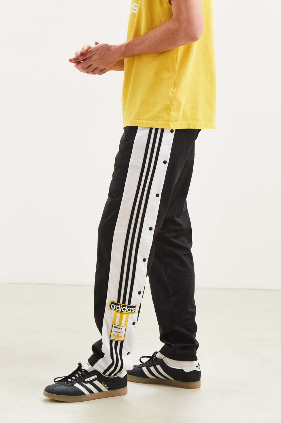 Adidas Originals adibreak Snap TRACK PANT Urban Outfitters