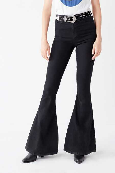 BDG Super Tight Flare Jean