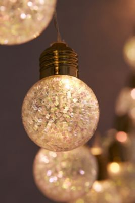 string lights party lights urban outfitters - Sphere Christmas Lights