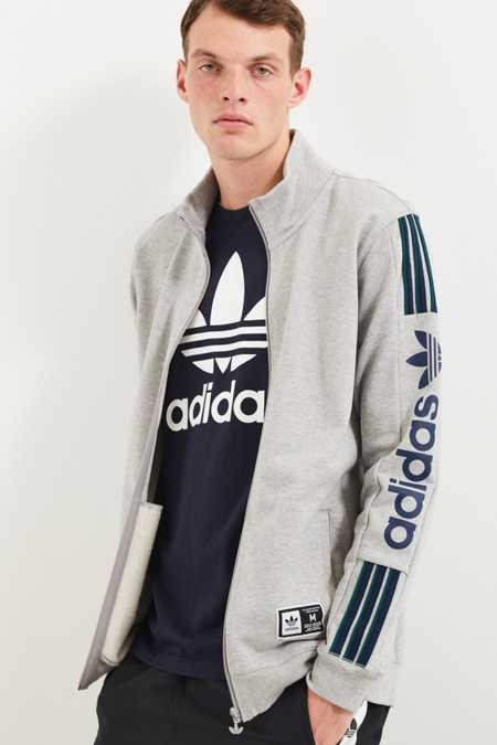 adidas Skateboarding Quarzo Fleece Track Jacket