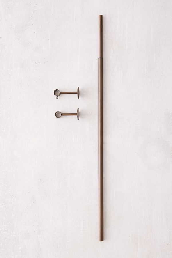 Slide View 1 Adjustable Curtain Rod
