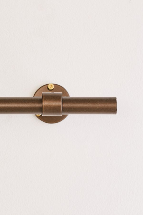 Slide View: 2: Adjustable Curtain Rod