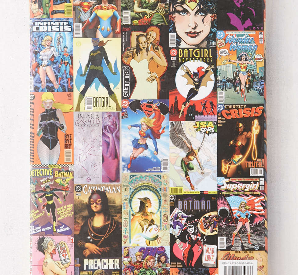 Slide View: 2: DC Comics Covergirls By Louise Simonson