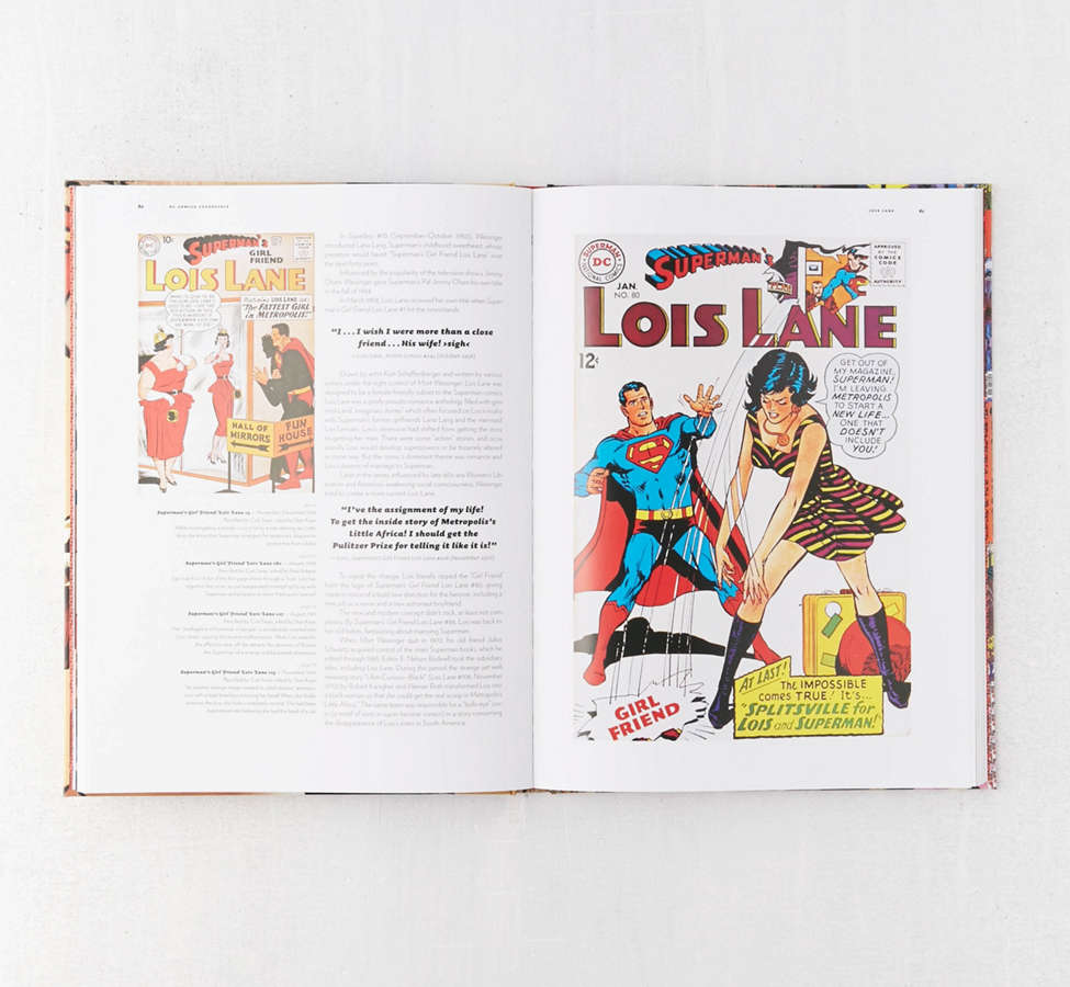 Slide View: 4: DC Comics Covergirls By Louise Simonson