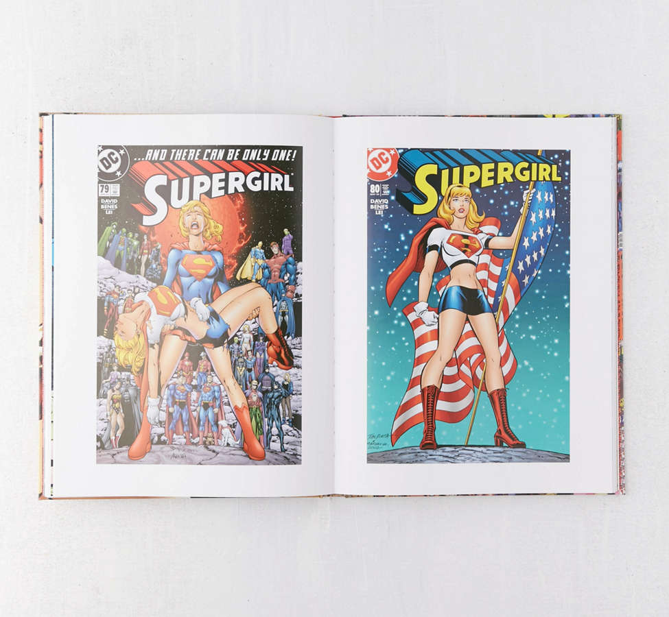 Slide View: 6: DC Comics Covergirls By Louise Simonson