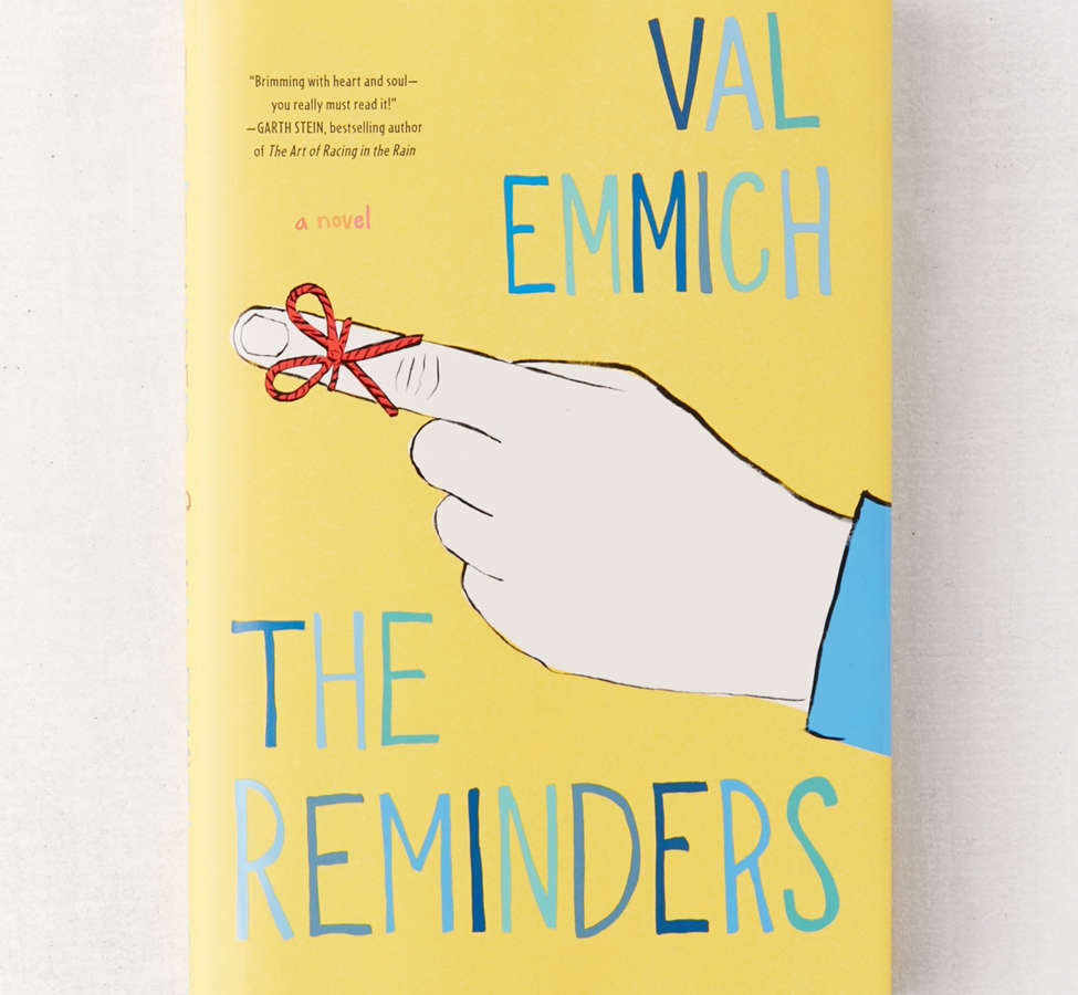 Slide View: 1: The Reminders By Val Emmich