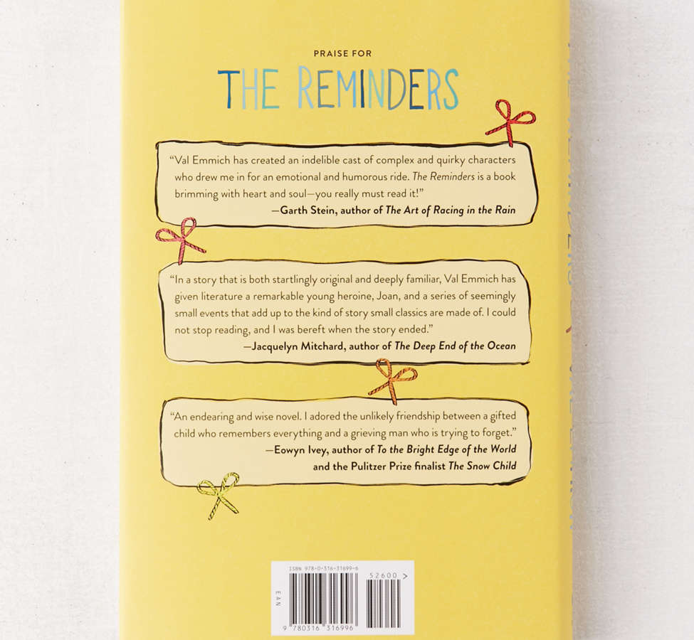 Slide View: 2: The Reminders By Val Emmich