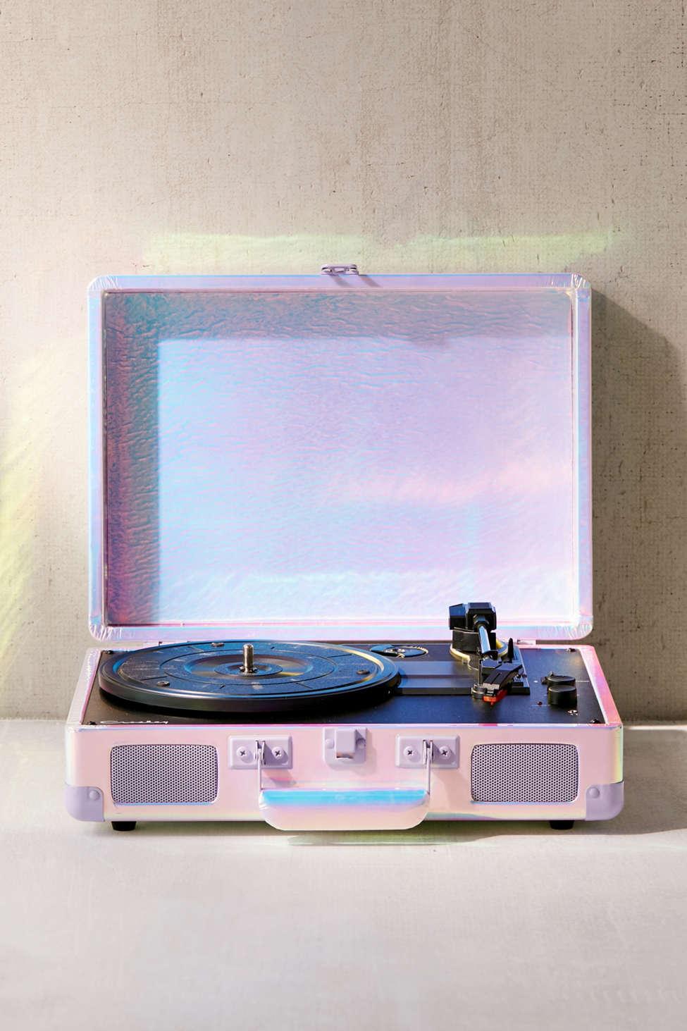 Crosley Uo Exclusive Lavender Ice Cruiser Bluetooth Record