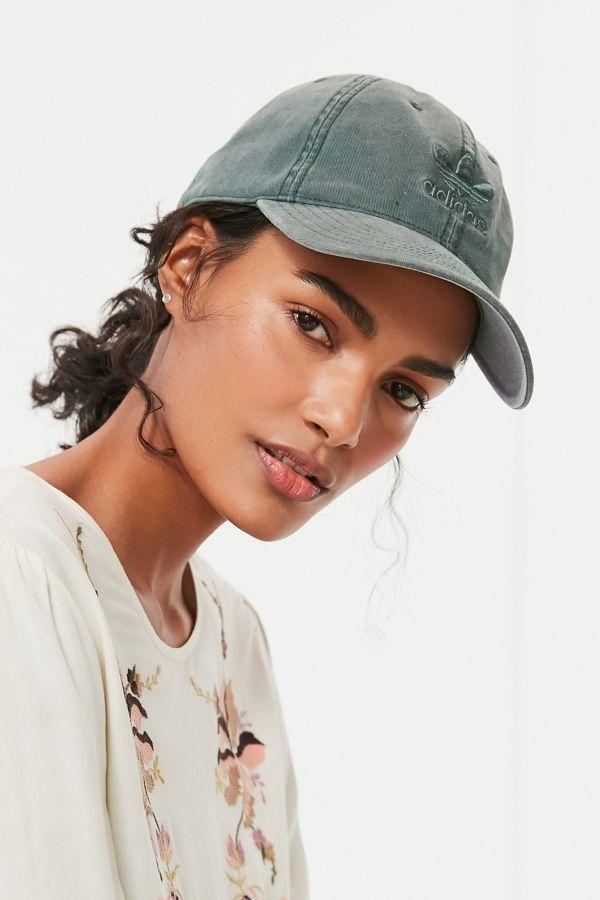 adidas Originals Relaxed Strapback Tonal Baseball Hat  d00a9f15aee