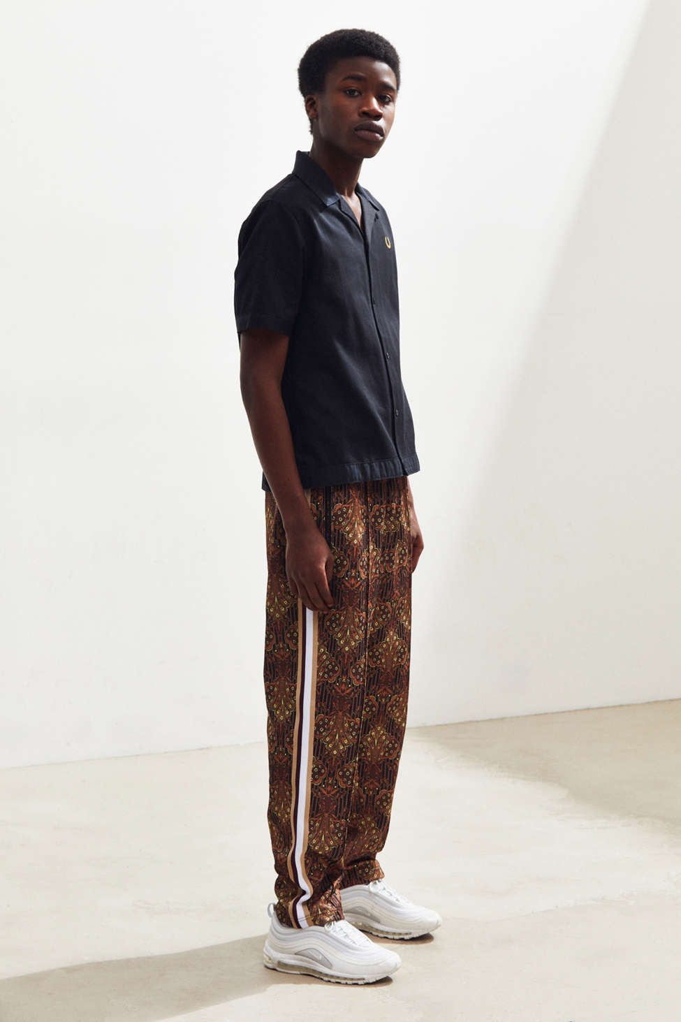 Uo Side Striped Oscar Track Pant by Urban Outfitters