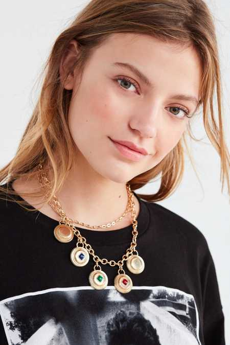 Hyde Statement Necklace