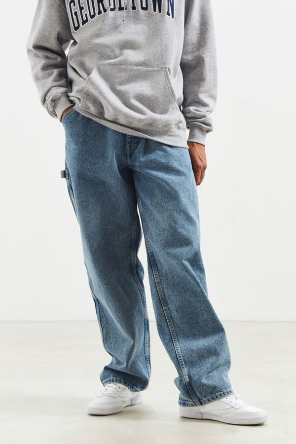 Levi S Silvertab Carpenter Baggy Jean Urban Outfitters