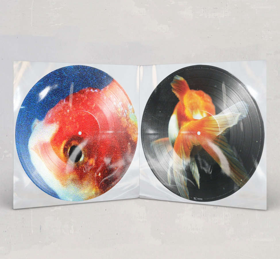 Slide View: 1: Vince Stapes - Big Fish Theory Limited Picture Disc 2XLP