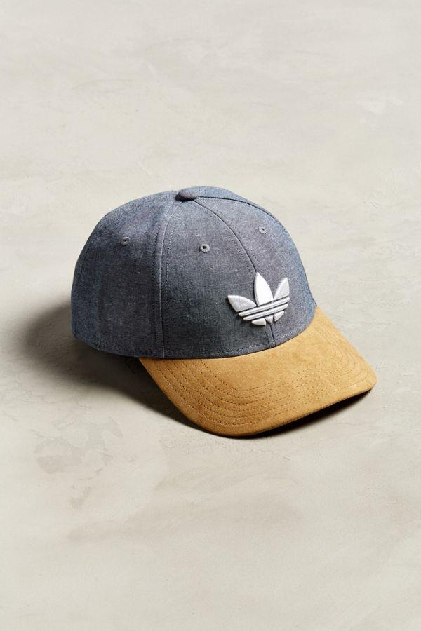 adidas Originals Trefoil Plus Snapback Hat  f5270ab212b