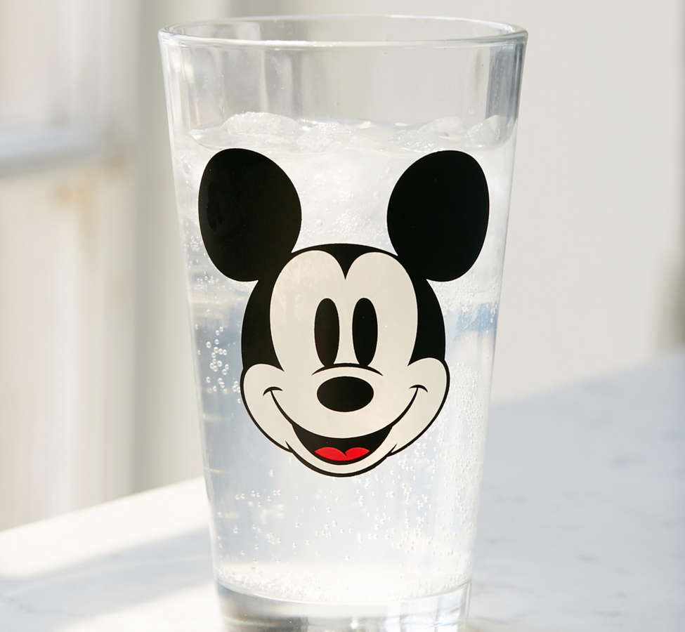 Slide View: 1: Mickey Pint Glass