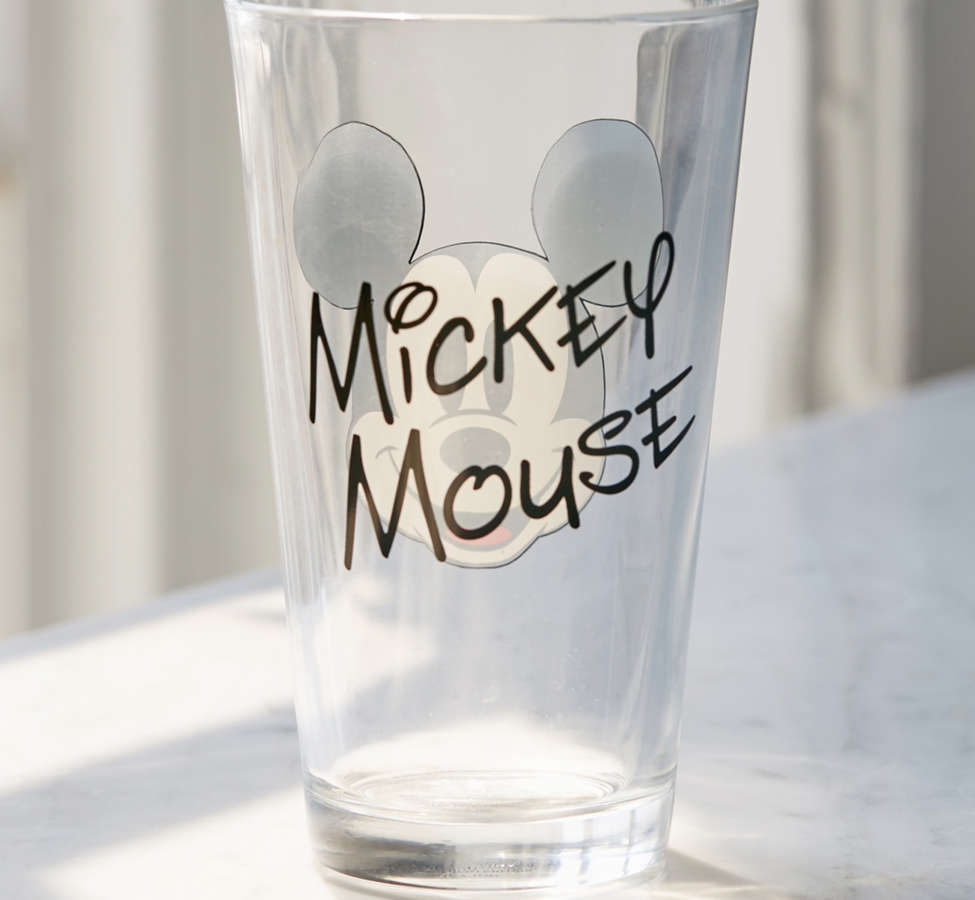 Slide View: 2: Mickey Pint Glass