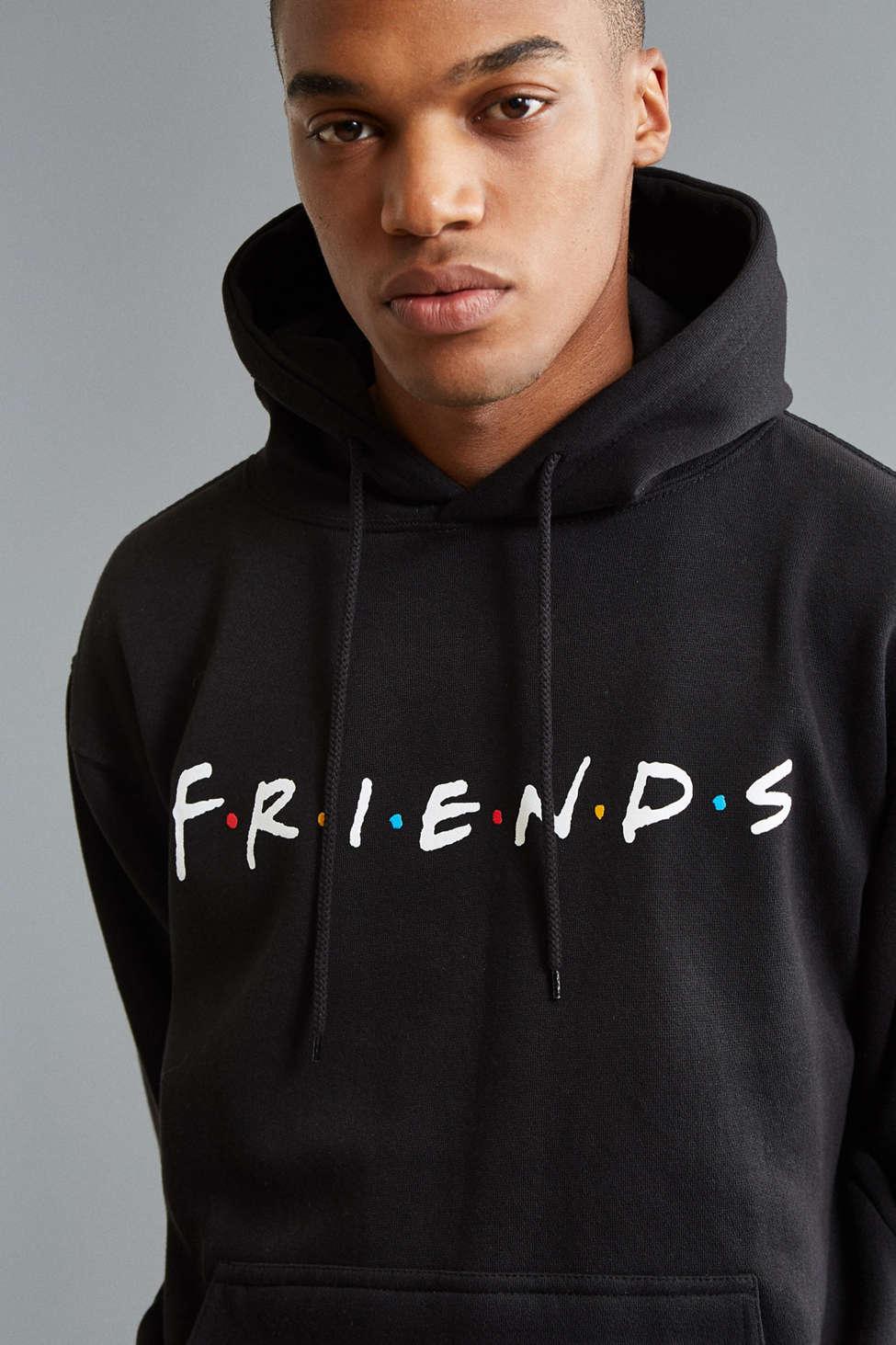Friends Hoodie Sweatshirt