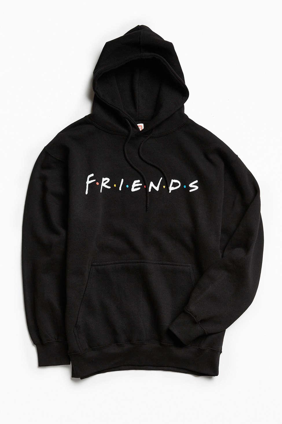 Friends Hoodie Sweatshirt Urban Outfitters