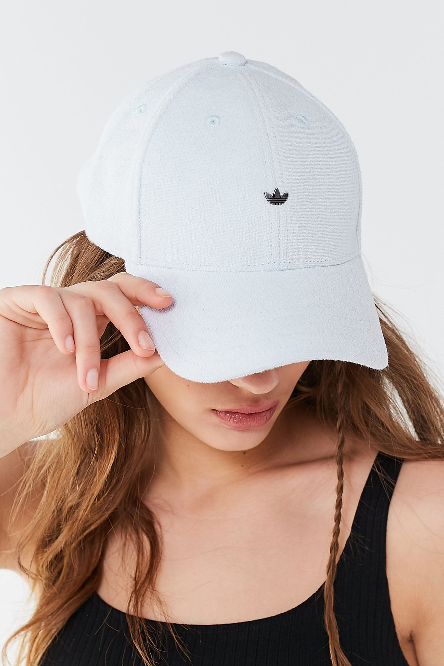 adidas Originals Terry Cloth Baseball Hat  4eb94ca5ade