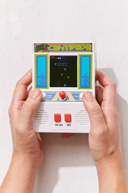Classic Centipede Hand Held Game