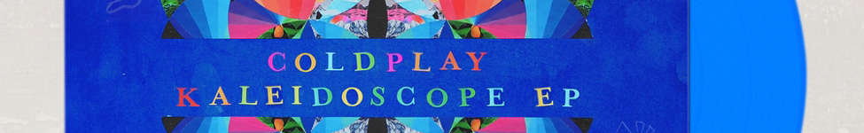 Thumbnail View 1: Coldplay - Kaleidoscope EP