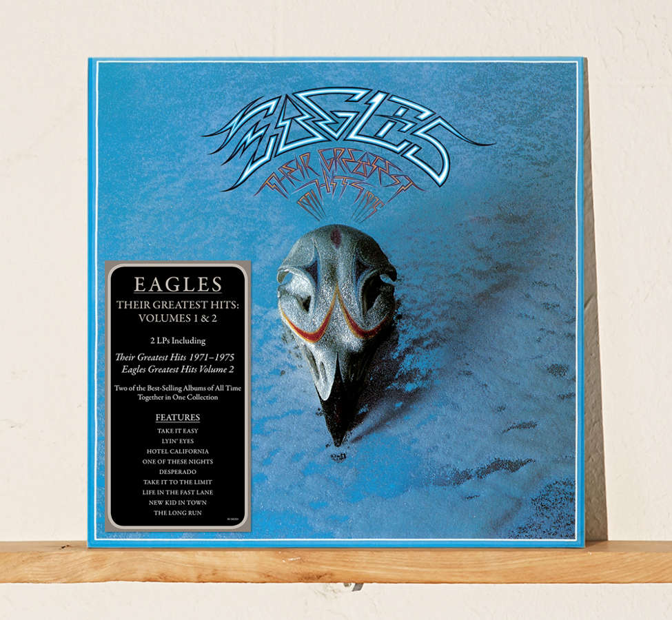 Slide View: 1: Eagles - Greatest Hits Volumes 1 & 2 2XLP