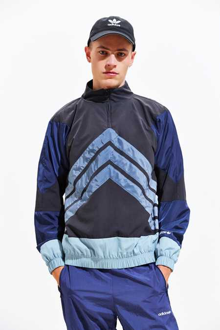adidas V Stripes Anorak Jacket