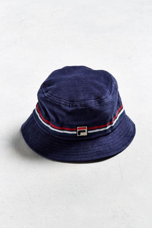 FILA Bucket Hat  d609a5e1725