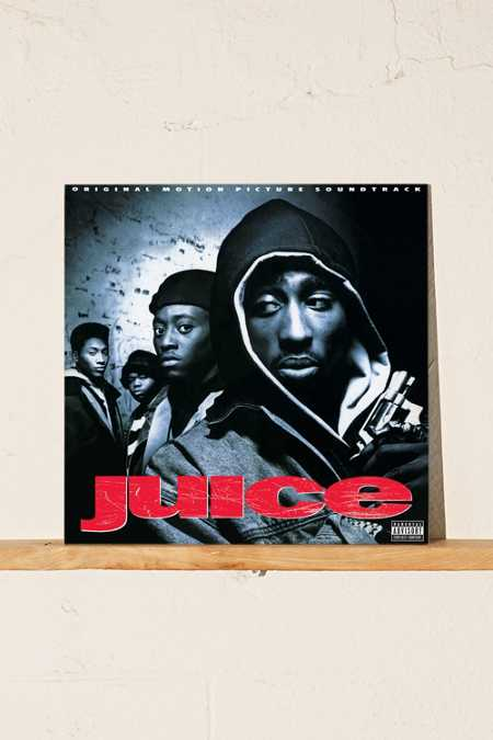 Various Artists - Juice Original Motion Picture Soundtrack Exclusive LP