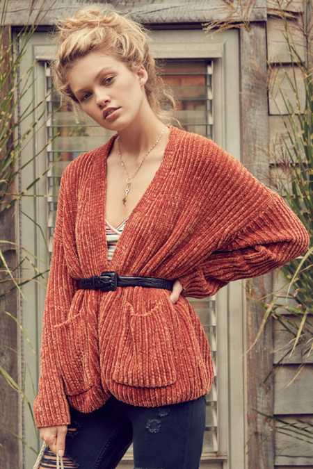 Orange - Sweaters   Cardigans For Women | Urban Outfitters Canada